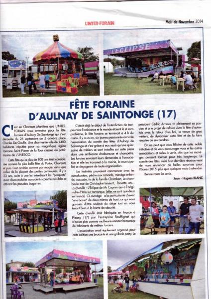 Article Fête Foraine 003